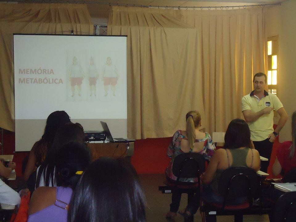 Curso de Nutrição Esportiva 15/06/2013